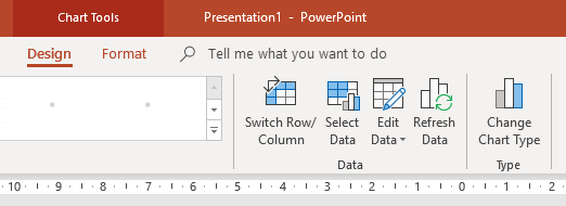 Update Excel in PPT