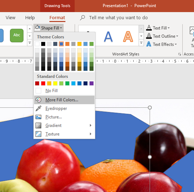 How to create interactive images in PowerPoint using